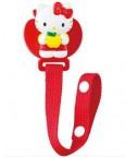 Hello Kitty 奶嘴玩具夾