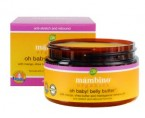 Mambino Organics oh! baby belly butter 妊娠紋修護膏