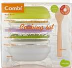 Combi Baby Label 離乳食物料理套裝