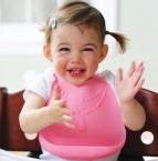 Make My Day 嬰兒圍兜 – 紅粉菲菲