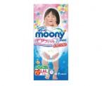Moony 學習褲 (女孩) L碼