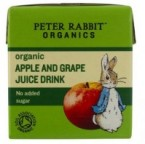 Peter Rabbit Apple & Grape Juice 100ml
