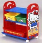 Hello Kitty Toy station(玩具架)