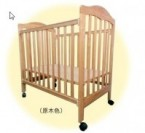LA BABY 歐式婴兒實木床