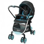 Graco CitiNext 初生嬰兒雙向手推車 – 海藍