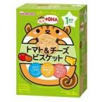 和光堂 12個月起 嬰兒補DHA 蕃茄芝士餅 11.5g x 3包