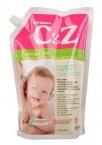 Cutezone韓國嬰兒洗衣液1300ml(補充裝)