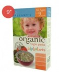 Bellamy's Organic ABC Alphabets Vegie Pasta 200g
