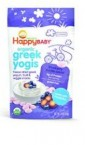 Happy Baby Organic Greek Yogis Blueberry & Purple Carrot