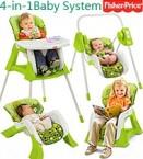 Fisher Price 4合1寶寶座椅