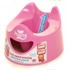 Pourty易潔坐厠 - 粉紅色